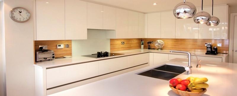 Идея оформления кухни