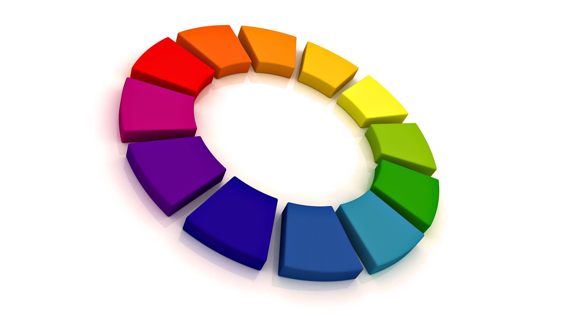 Цветовая гамма при проектировании интерьера зала
