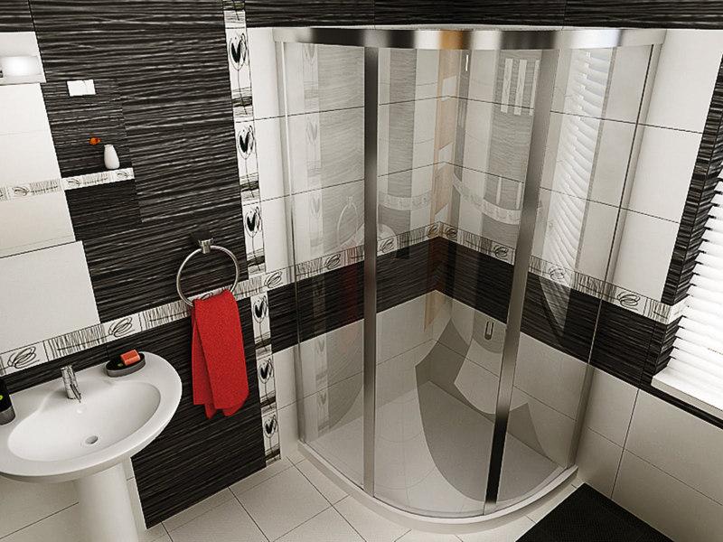 Интерьеры ванной комнаты маленького размера: идеи, фото