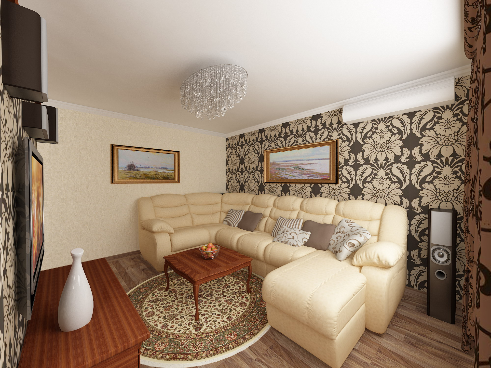 Правильная расстановка мебели в квартире для увеличения пространства