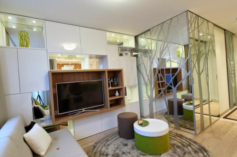 Очень гармоничный и комфортный интерьер квартиры в хрущевке