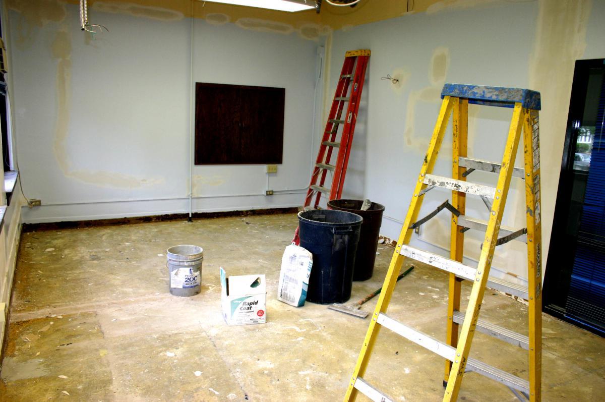 Самостоятельный ремонт квартиры
