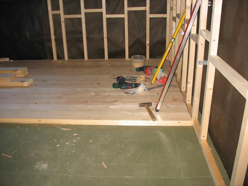 Качественная внутренняя отделка деревянного дома
