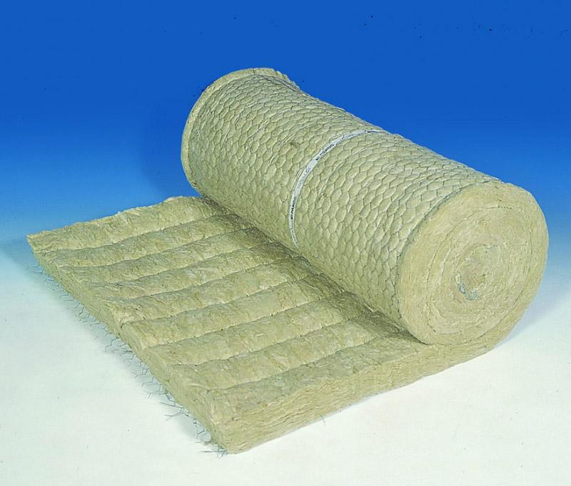 Минеральная вата используется для теплоизолирующего слоя