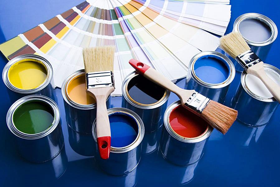При отделке пеноблоков более подходят силикатные или силиконовые краски