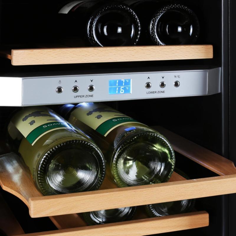 Неправильный режим влажности во время хранения вина может привести к пересыханию пробк