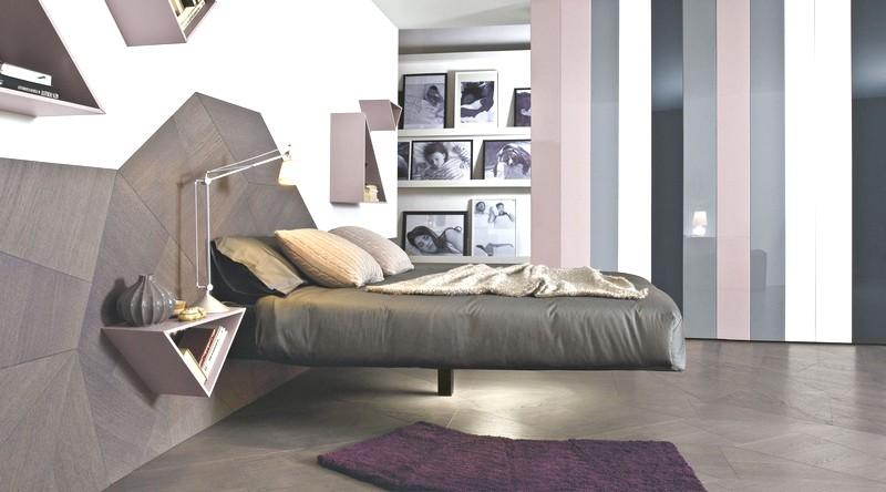 Оформление спальни в стиле модерн