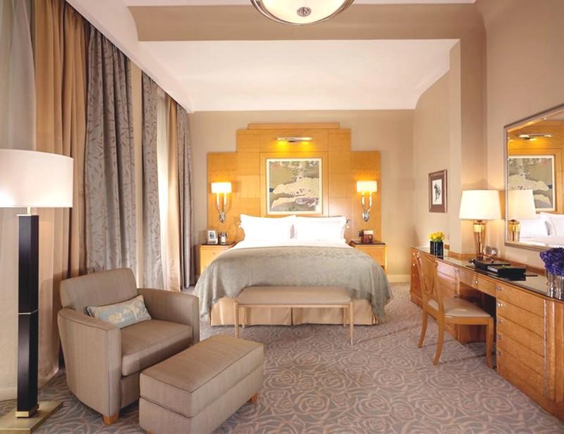 дизайн спальни в стиле арт деко