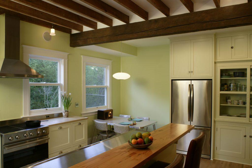 потолок для кухни фото в коттеджах отдых