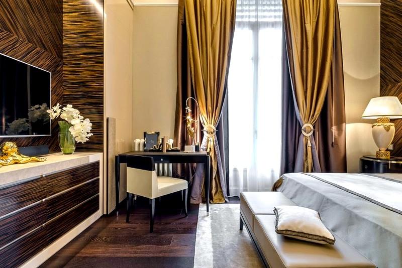 Cовременный классический дизайн квартиры
