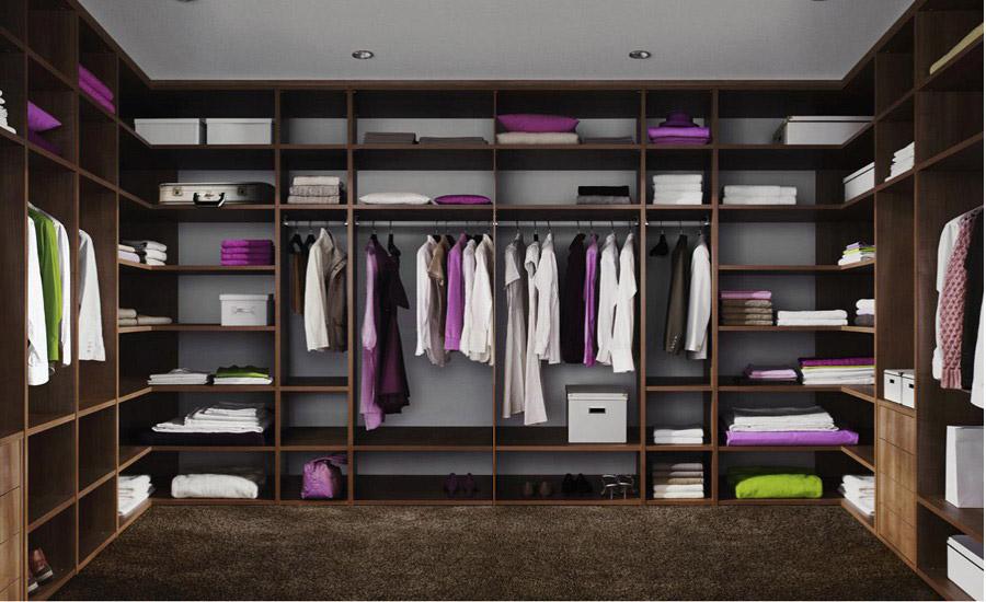 Дизайн небольших гардеробных комнат: создание проекта, фото