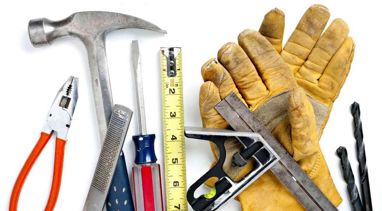Инструменты для проведения отделочных работ