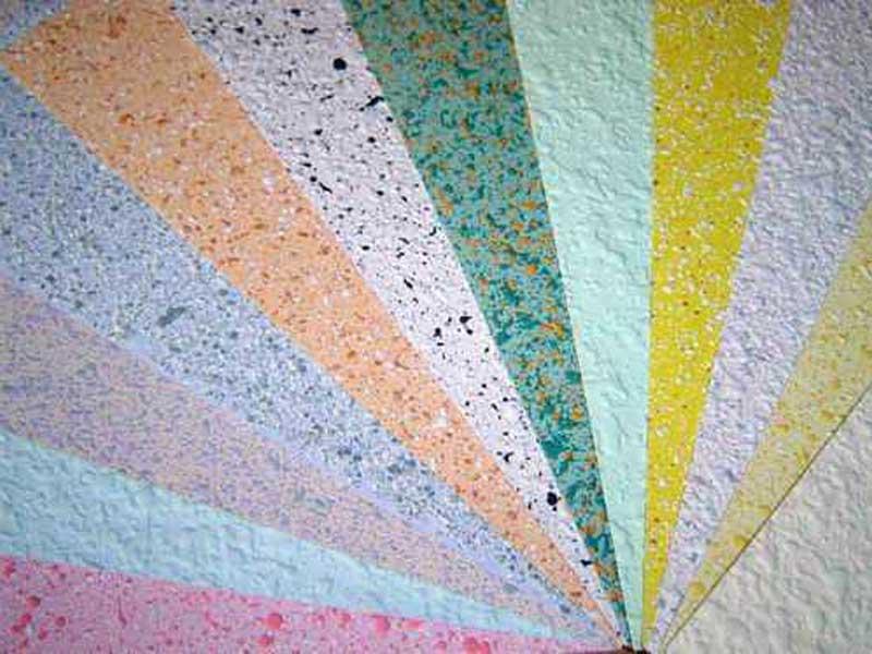 Цветовая палитра обоев