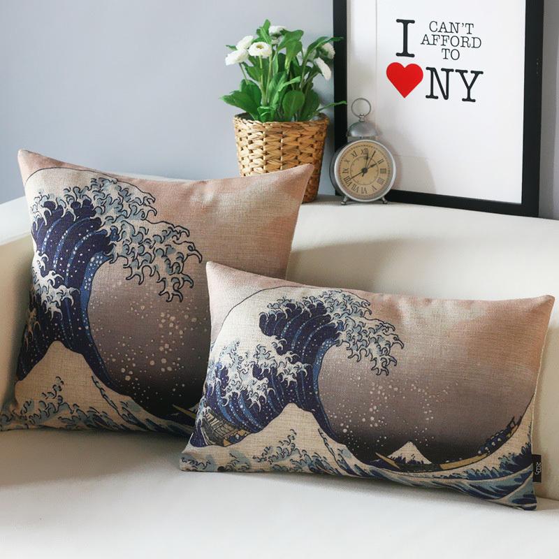 Подушки для декорирования комнаты