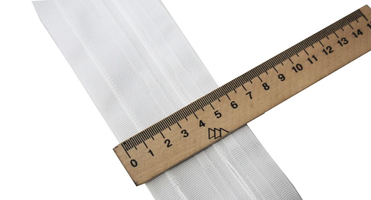 Расчет длины шторной ленты