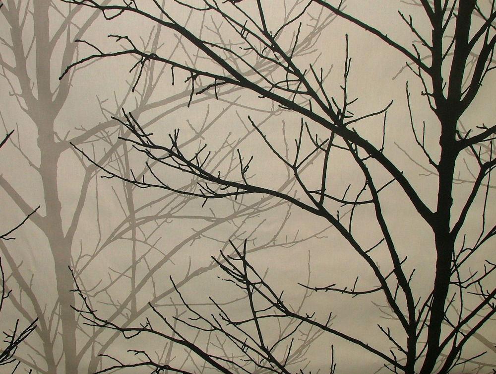 Реалистичный принт на шторах – необычный способ отвлечься от того, что за окном