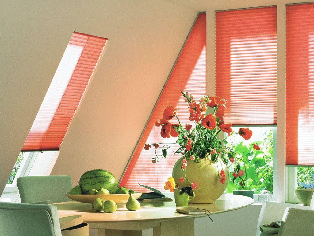 Выбирайте шторы, учитывая форму окна