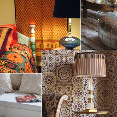 Детали марокканского стиля