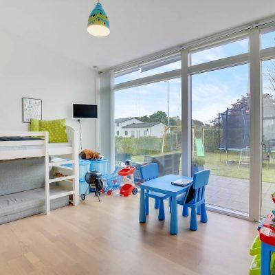 Детская и игровая комнаты в современном стиле
