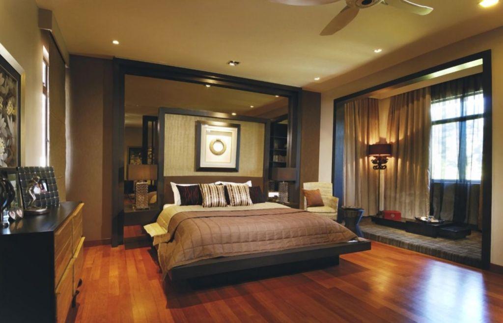 Мебель для спальни в этно стиле
