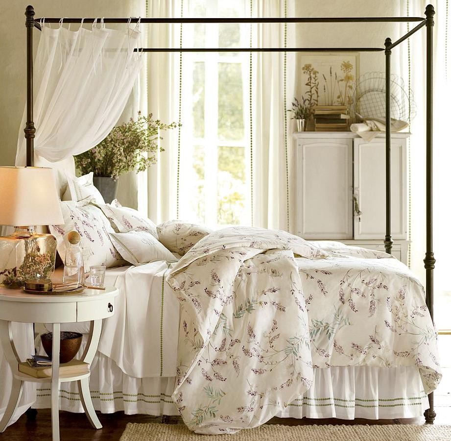 Обустройство комнаты в стиле прованс