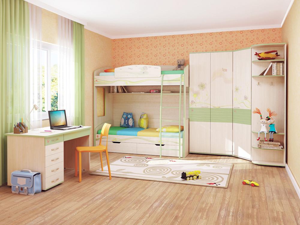 Оформление детскиой комнаты
