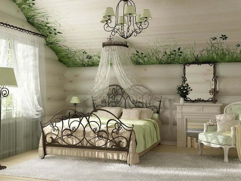 Правильное оформление спальни