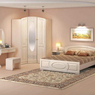 Спальня классического типа