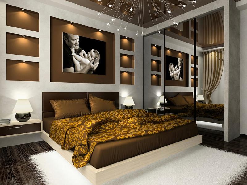 Стиль интерьера помещения