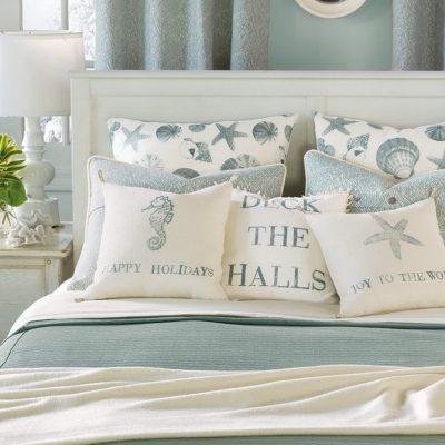 Декор комнаты в морском стиле