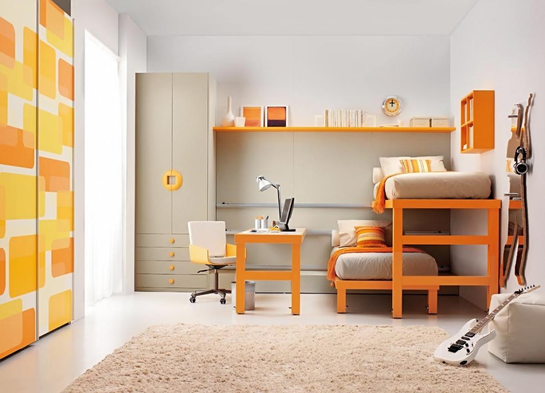 Детская комната индивидуального дизайна