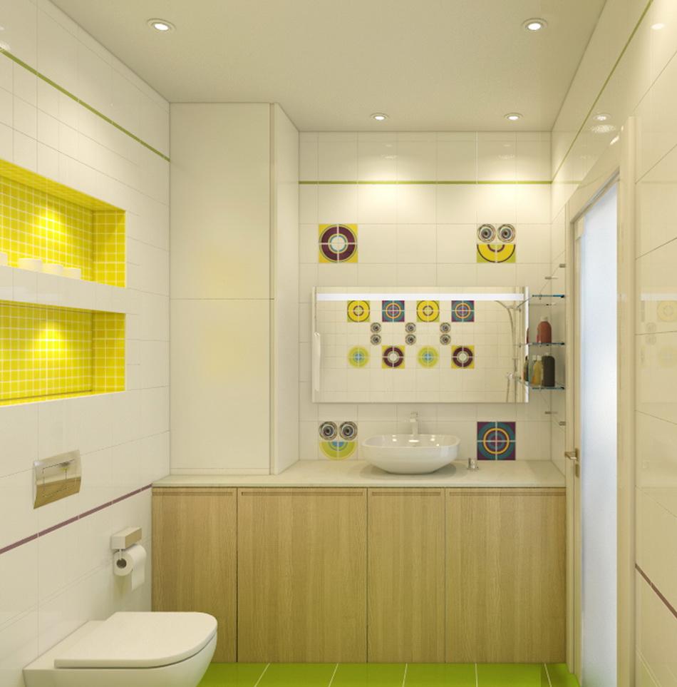 Дизайн интерьера квартиры в современном эко-стиле