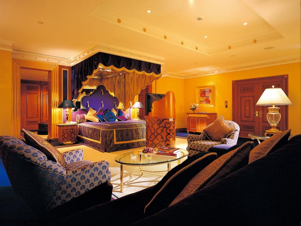 Дизайн интерьера в индийском стиле с фото