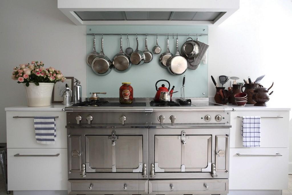Дизайн кухни в стиле фьюжен