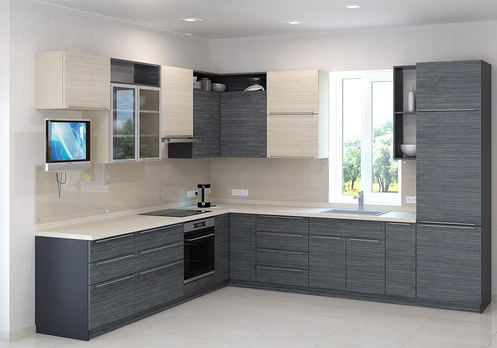 Инновации и стиль в дизайне кухни