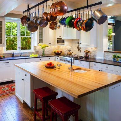Как оформить кухню по фен шуй