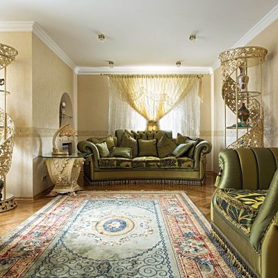 Как подобрать стиль оформления гостиной