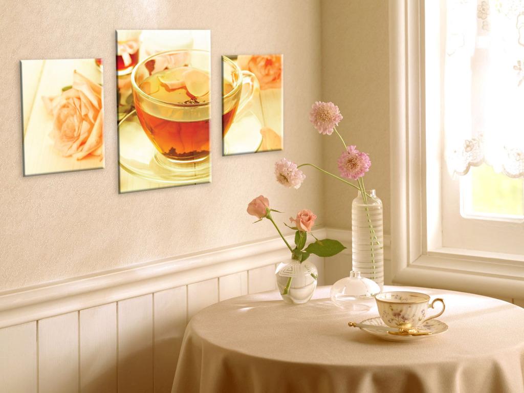 Картины для кухни по фен шуй