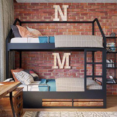 Красивое оформление комнаты