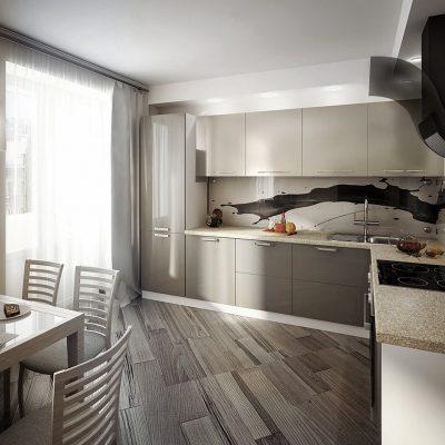 Кухня в стиле Минимализм фото