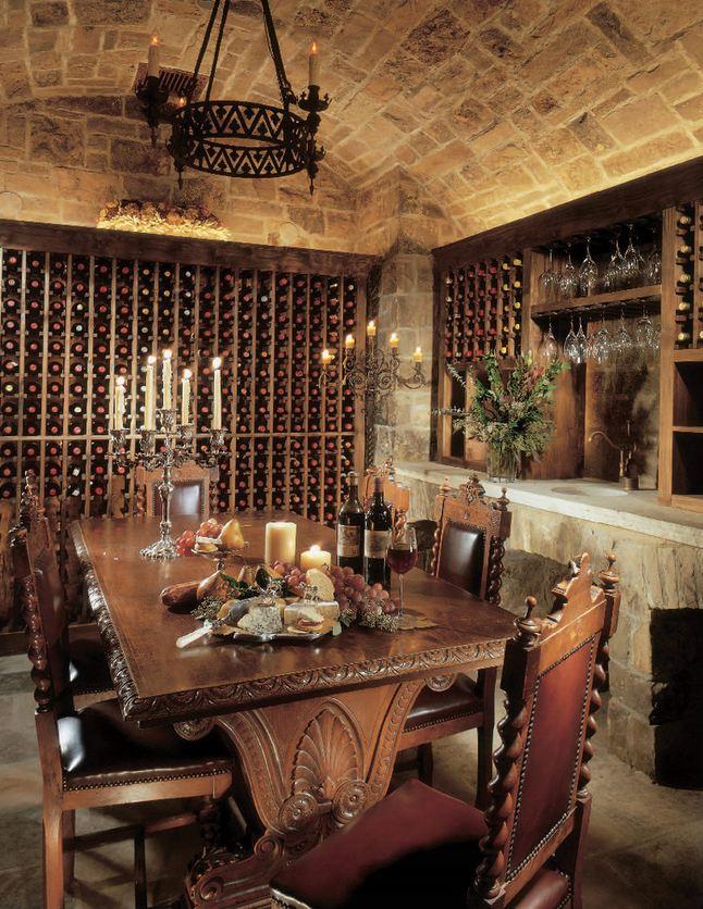 Мебель для кухни романского стиля