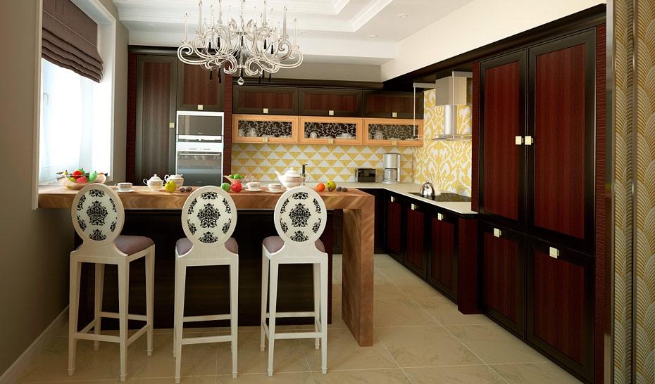 Обзор стилей дизайна для кухни