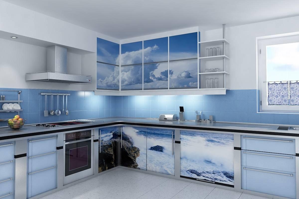 Оптимальный цвет кухни