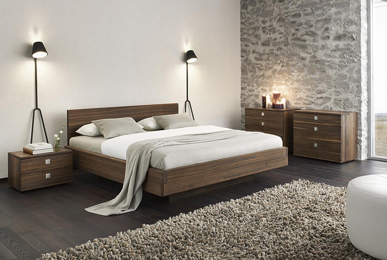 Особенности оформления спальни в эко стиле