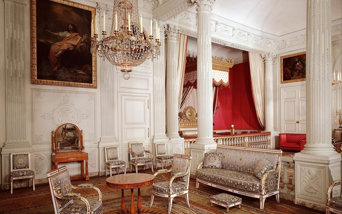 Пазл Гостиная в викторианском стиле
