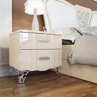 Предметы интерьера спальни