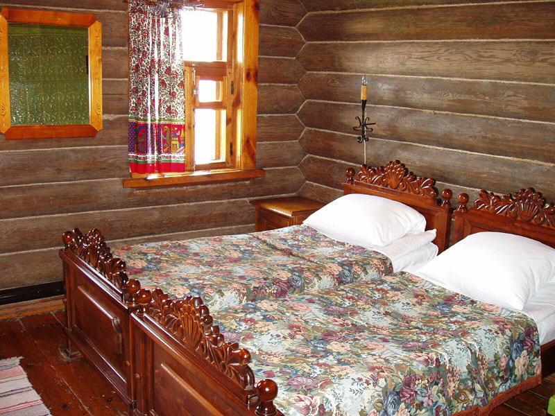 Русский стиль в современном доме