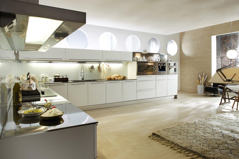 Современная кухня по фен шуй