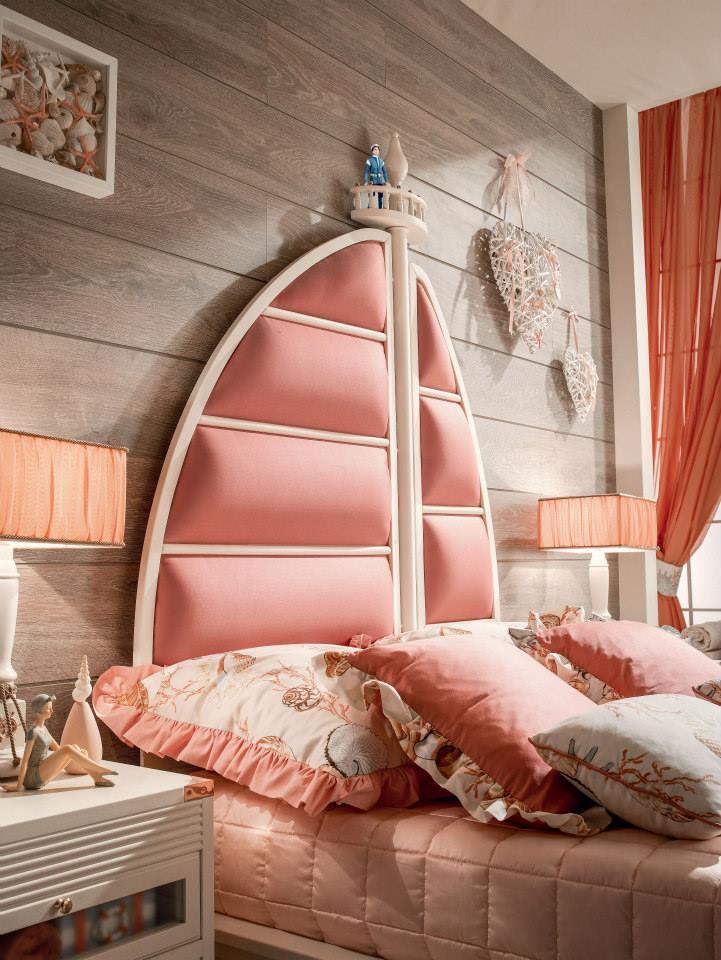 Удачный вариант комнаты для девочки