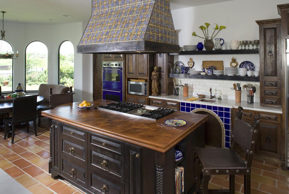 Удивительный дизайн кухни